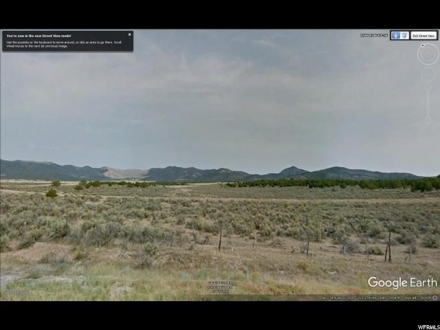 土地 为 销售 在 1 S HWY 36 W Eureka, 犹他州 84628 美国