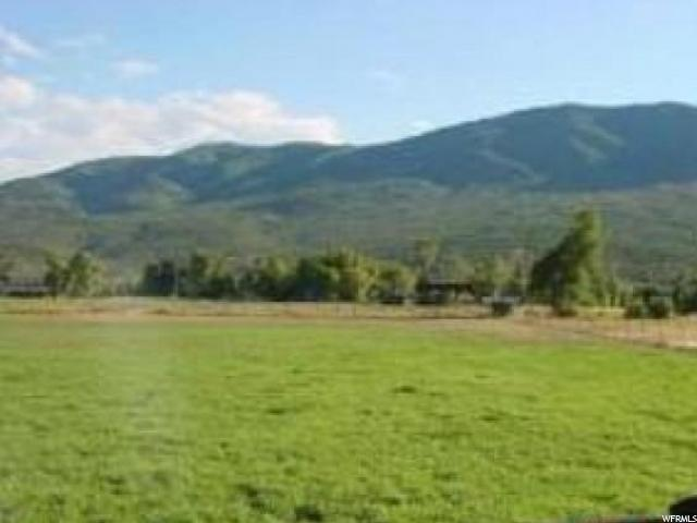 Land for Sale at 1171 S HOBBLE CREEK Road Wallsburg, Utah 84082 United States