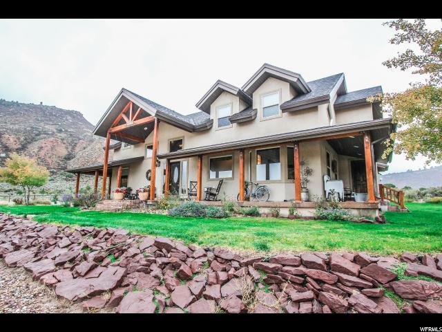 Unifamiliar por un Venta en 8551 W SAWTOOTH PARK Drive Dry Fork, Utah 84078 Estados Unidos