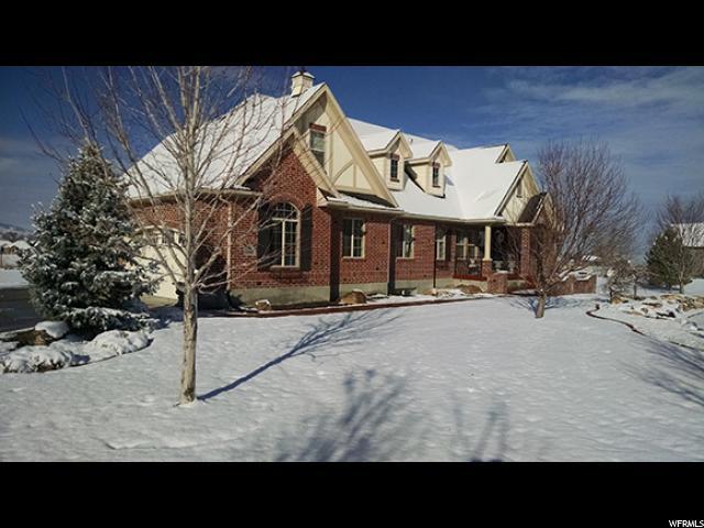 Single Family for Sale at 4545 N 7 C LANE N Lane Erda, Utah 84074 United States