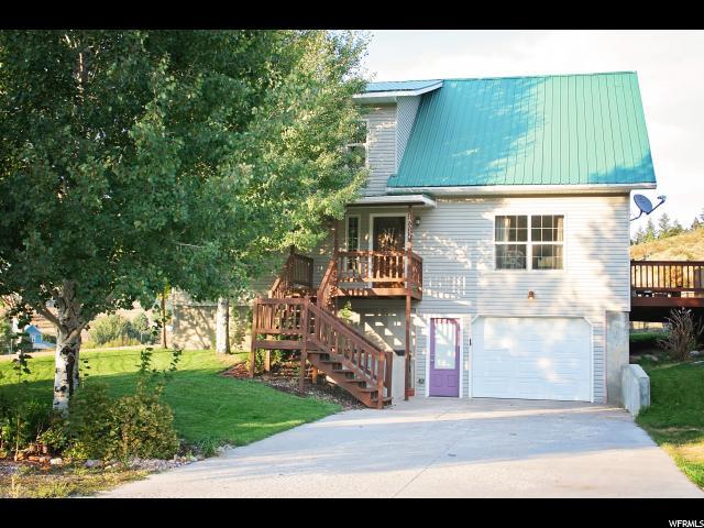 Один семья для того Продажа на 13014 S CREEKSIDE Circle Lava Hot Springs, Айдахо 83246 Соединенные Штаты