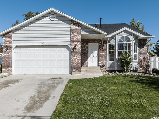 1432 W RED HEATHER LN., West Jordan UT 84084