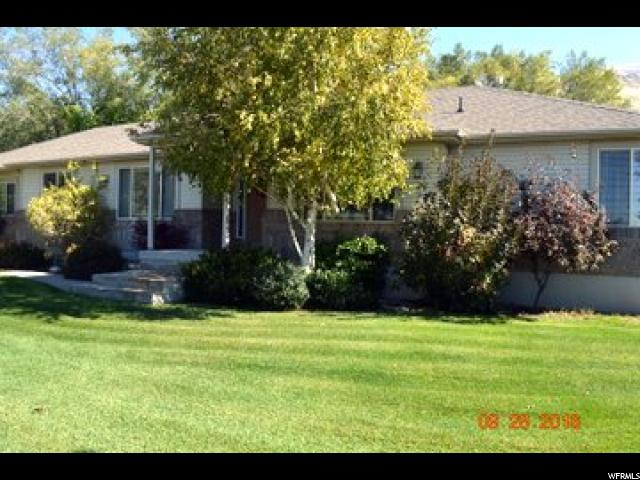 Single Family for Sale at 1616 N MAIN Willard, Utah 84340 United States