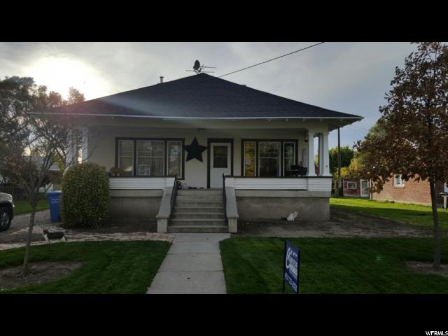 Single Family for Sale at 138 S MAIN Lewiston, Utah 84320 United States