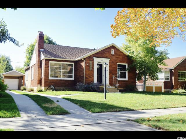 Home for sale at 2636 S 1500 East, Salt Lake City, UT  84106. Listed at 484000 with 5 bedrooms, 2 bathrooms and 3,058 total square feet