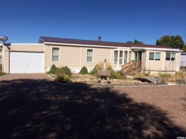 Single Family for Sale at 187 S BOONDOCK Lane Manila, Utah 84046 United States