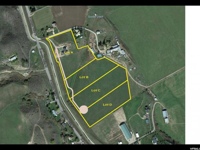Land for Sale at 3176 N MORGAN VALLEY Drive Peterson, Utah 84050 United States