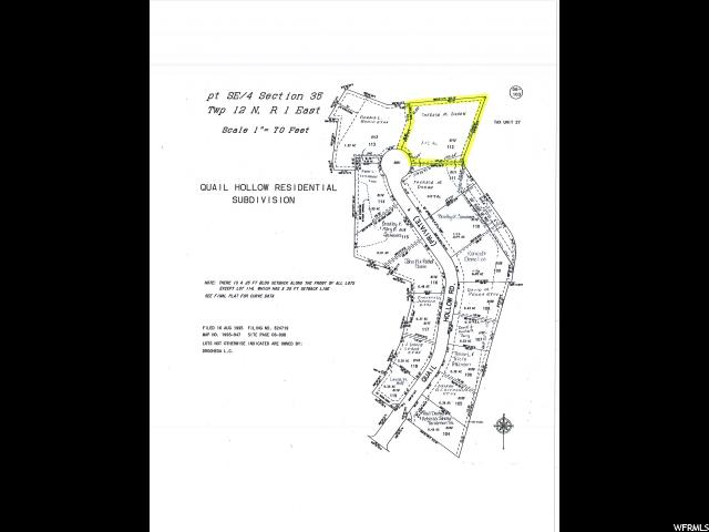198 N QUAIL HOLLOW RD Logan, UT 84321 - MLS #: 1410358