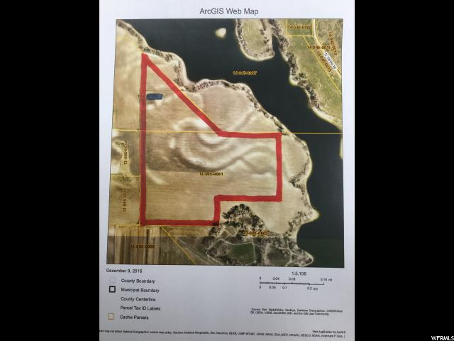 Land for Sale at 9000 N 6300 W Newton, Utah 84327 United States