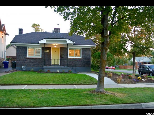 1604 E HARRISON AVE, Salt Lake City UT 84105