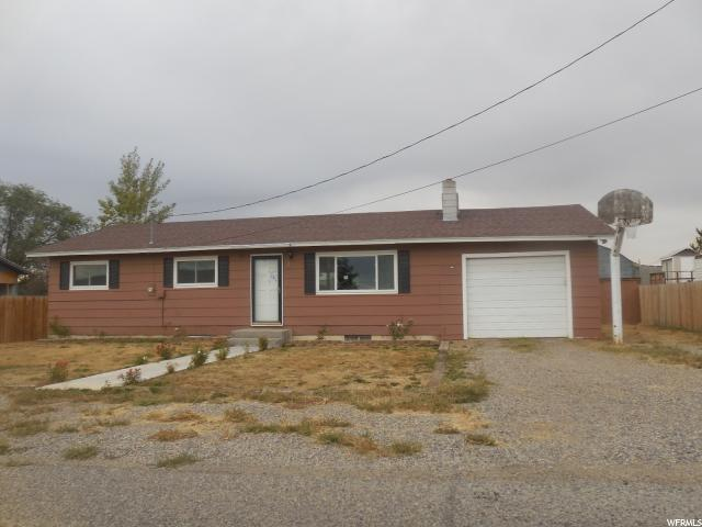 Single Family for Sale at 50 S 1190 W Blackfoot, Idaho 83221 United States