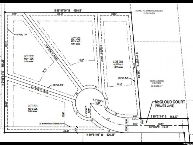 Land for Sale at 14132 S 1850 W 14132 S 1850 W Bluffdale, Utah 84065 United States
