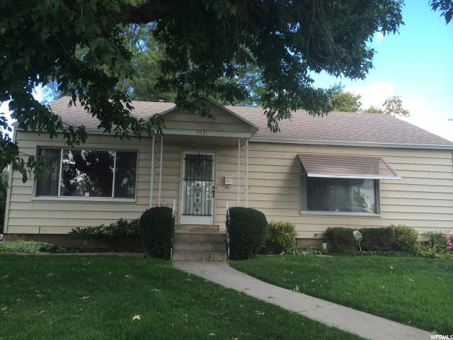2931 S MCCELLAND ST, Salt Lake City UT 84106