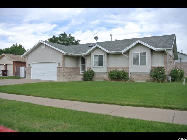 单亲家庭 为 销售 在 2016 W 5075 S Roy, 犹他州 84067 美国