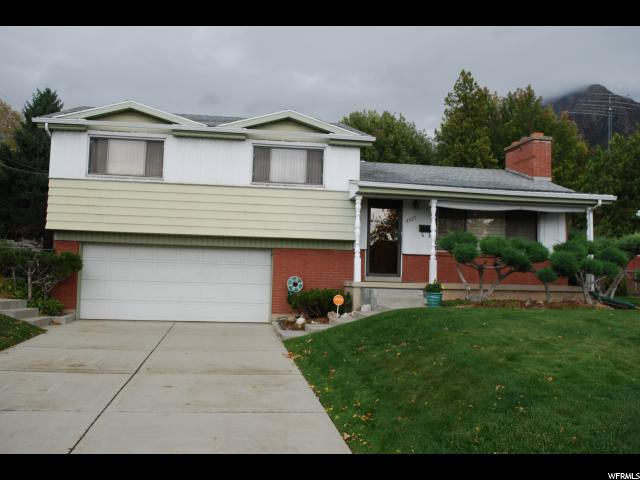 Home for sale at 4325 S 2700 East, Holladay, UT  84124. Listed at 345000 with 4 bedrooms, 2 bathrooms and 1,650 total square feet