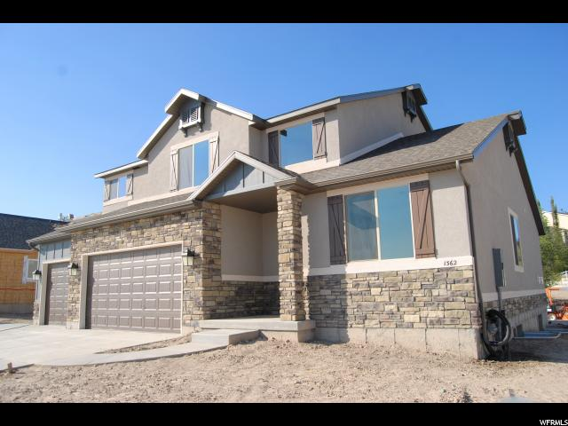 1362 W BLUE QUILL DR, Bluffdale UT 84065