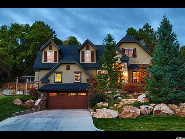 Home for sale at 1547 S Wasatch Dr, Salt Lake City, UT 84108. Listed at 1095000 with 6 bedrooms, 5 bathrooms and 4,366 total square feet