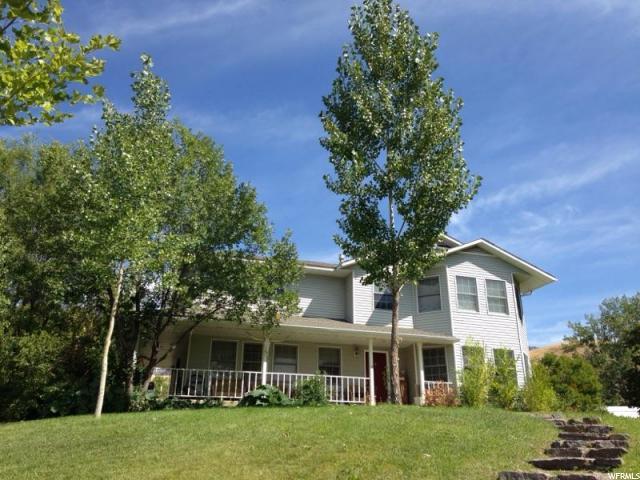 Один семья для того Продажа на 1290 E 4400 N Hyde Park, Юта 84318 Соединенные Штаты