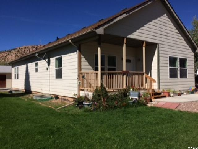 Single Family for Sale at 367 N 200 E Manila, Utah 84046 United States