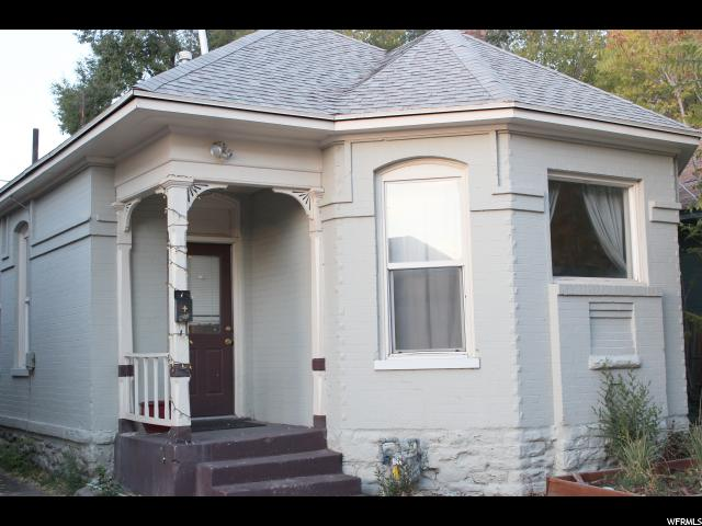 Home for sale at 433 E Sego Ave, Salt Lake City, UT  84111. Listed at 219500 with 2 bedrooms, 1 bathrooms and 868 total square feet