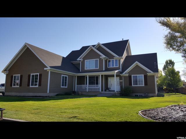 单亲家庭 为 销售 在 386 N 300 E Moroni, 犹他州 84646 美国