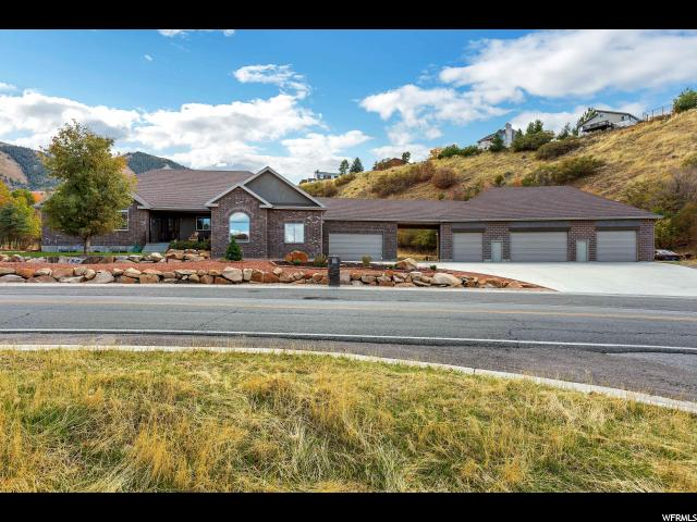 Single Family for Sale at 750 E PARK Drive Elk Ridge, Utah 84651 United States