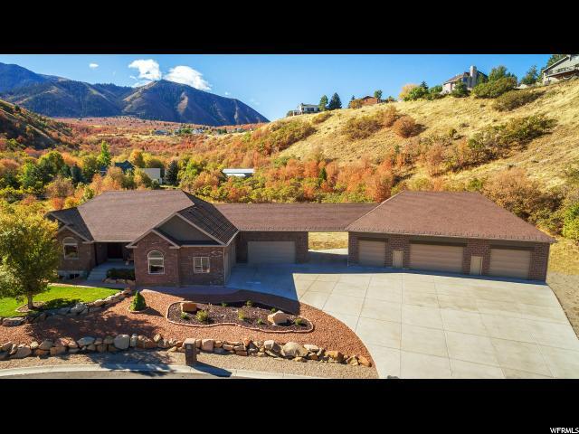 Один семья для того Продажа на 750 E PARK Drive Elk Ridge, Юта 84651 Соединенные Штаты