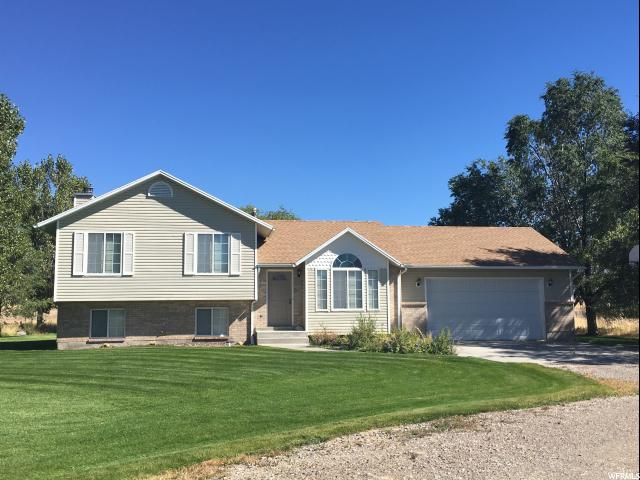 Single Family for Sale at 15380 N HWY 83 W Howell, Utah 84316 United States