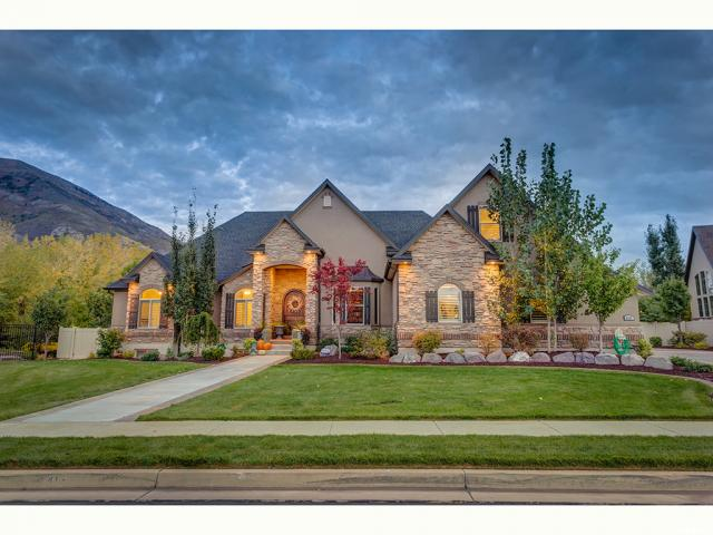 Single Family for Sale at 4137 W MESQUITE WAY Cedar Hills, Utah 84062 United States