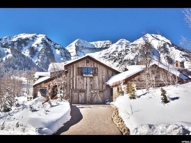 8597 N MANDAN RD Sundance, UT 84604 - MLS #: 1411571