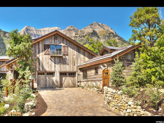 Single Family for Sale at 8597 N MANDAN Road Sundance, Utah 84604 United States