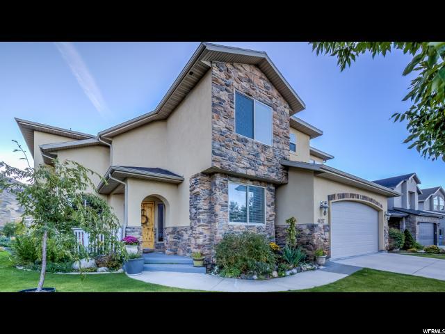 Один семья для того Продажа на 4037 W CIMARRON Street Cedar Hills, Юта 84062 Соединенные Штаты