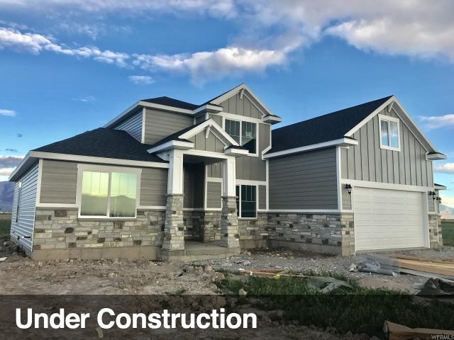 Single Family for Sale at 11116 N 8400 W Tremonton, Utah 84337 United States