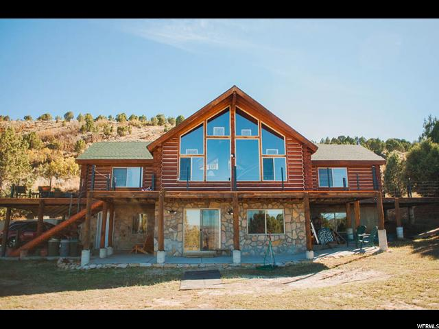Single Family for Sale at 2125 S EAST WANSHIP Road Wanship, Utah 84017 United States