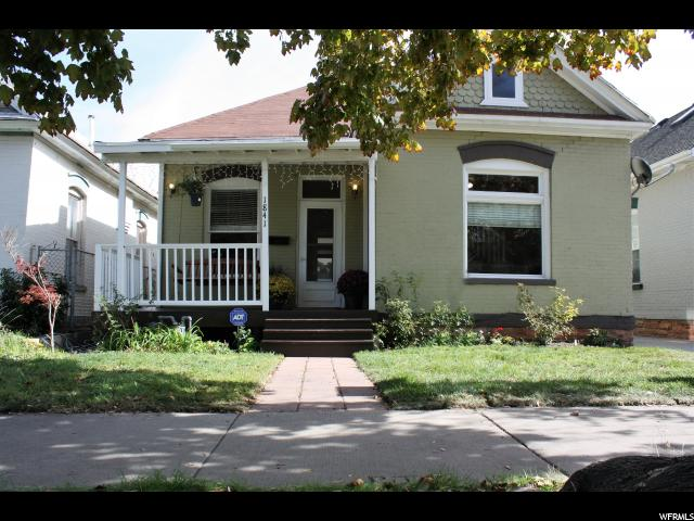 Home for sale at 1841 S 500 East, Salt Lake City, UT 84105. Listed at 219500 with 3 bedrooms, 1 bathrooms and 1,078 total square feet