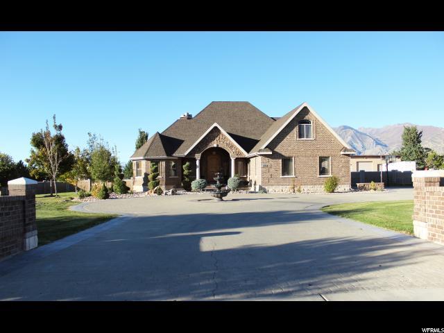 Один семья для того Продажа на 1429 E 400 N Spanish Fork, Юта 84660 Соединенные Штаты