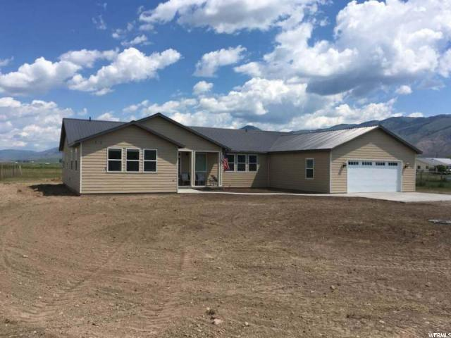 Single Family for Sale at 860 BOISE Street Montpelier, Idaho 83254 United States