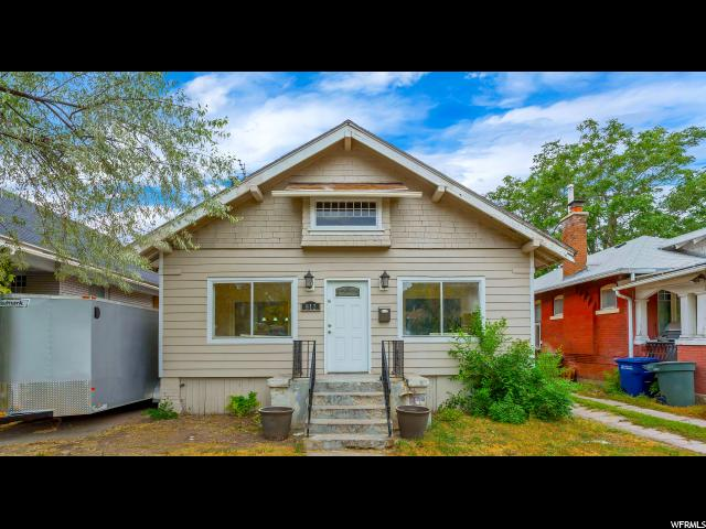 Home for sale at 812 S 700 East, Salt Lake City, UT  84102. Listed at 239900 with 3 bedrooms, 2 bathrooms and 2,423 total square feet