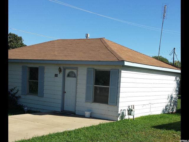 164 E 300 Monticello, UT 84535 - MLS #: 1412411