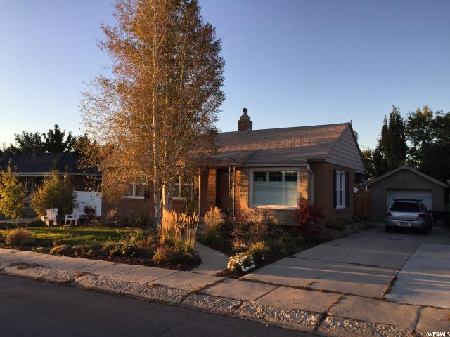 Home for sale at 1757 E Zenith, Salt Lake City, UT  84106. Listed at 321000 with 3 bedrooms, 2 bathrooms and 1,954 total square feet