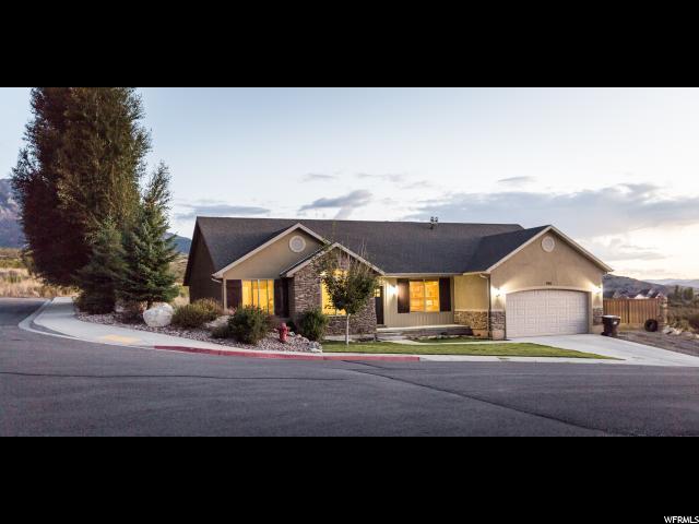 单亲家庭 为 销售 在 996 E 430 S Santaquin, 犹他州 84655 美国