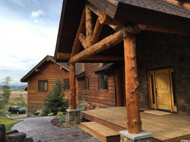 100 CODMAN LN Alpine, WY 83128 - MLS #: 1412831