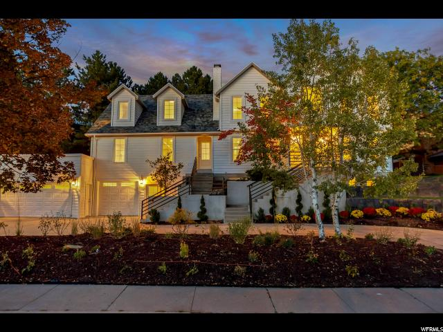 Home for sale at 1661 E Federal Heights Dr, Salt Lake City, UT  84103. Listed at 1385000 with 8 bedrooms, 6 bathrooms and 6,447 total square feet
