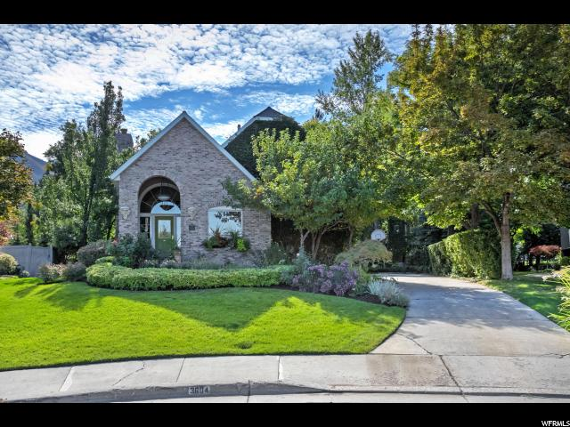 Home for sale at 3604 E Apple Mill Cv, Salt Lake City, UT  84109. Listed at 899000 with 4 bedrooms, 5 bathrooms and 5,172 total square feet