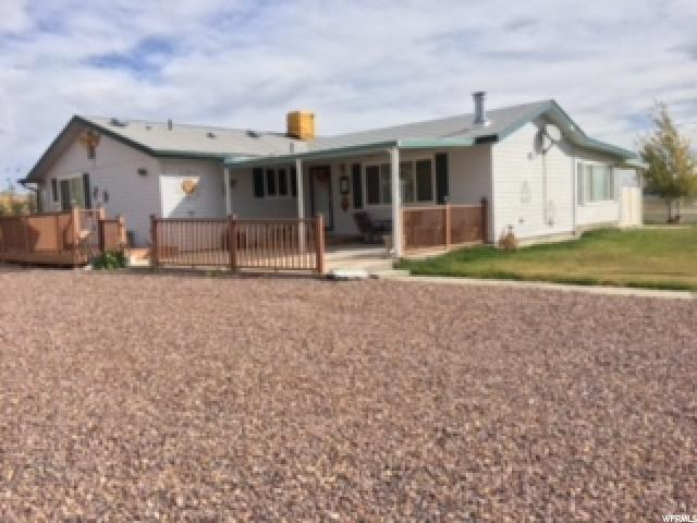 Single Family for Sale at 420 E RAINBOW WAY Manila, Utah 84046 United States