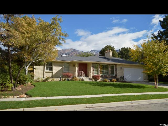 2609 E CYPRESS WAY, Salt Lake City UT 84121