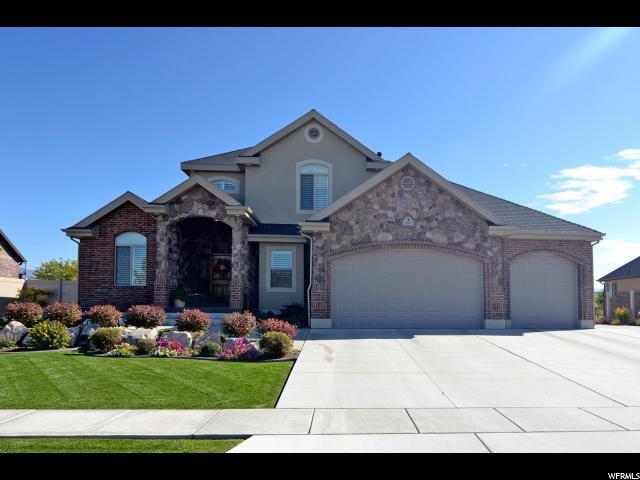 单亲家庭 为 销售 在 1507 S 2750 W Syracuse, 犹他州 84075 美国