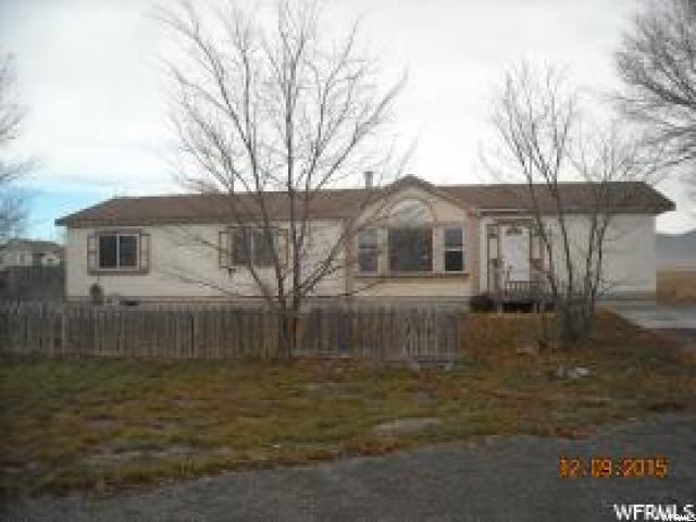 Single Family for Sale at 15370 HWY 83 Howell, Utah 84316 United States