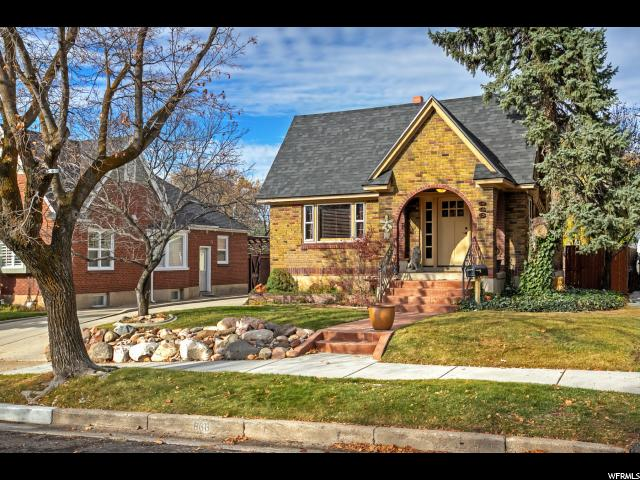 Home for sale at 866 S Amanda Ave, Salt Lake City, UT  84105. Listed at 499900 with 3 bedrooms, 3 bathrooms and 1,976 total square feet