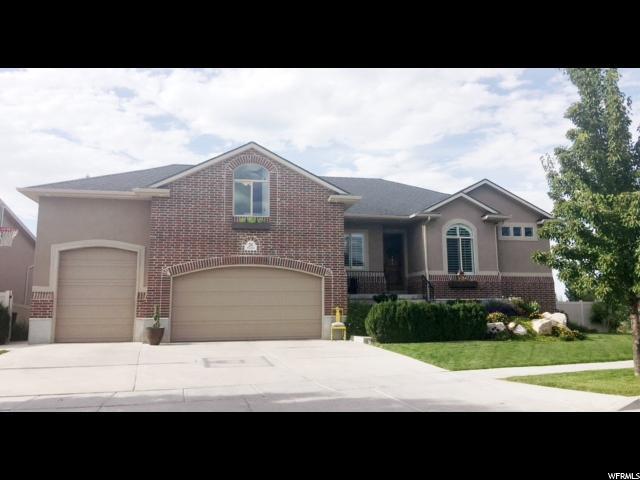 单亲家庭 为 销售 在 231 E DELGADA 斯坦斯伯里帕克, 犹他州 84074 美国